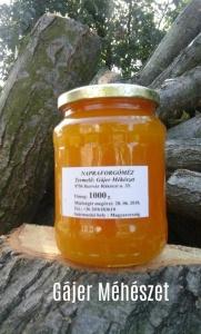 napraforgó méz